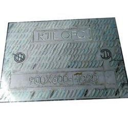 Rectangular Manhole Cover Plate