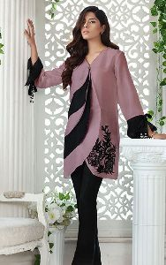 Designer Kurti With Leggings