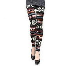 Ladies Printed Legging