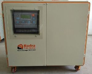 Three Phase 45 KVA Servo Voltage Stabilizer