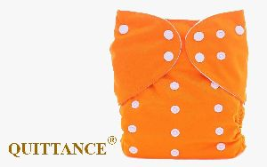 Quittance Reusable Baby Diapers Free Size