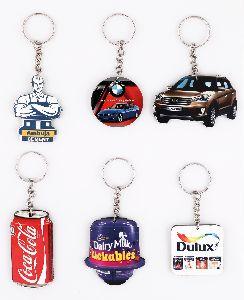 Digital MDF Keychains