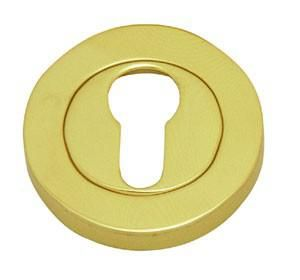Brass Keyhole