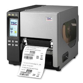 TSC Industrial Barcode Printer (TTP-2410MT Series)
