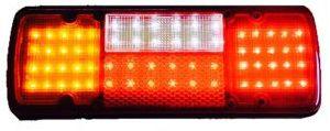 4217A Back Tail Light