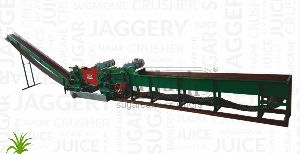 Grand Jumbo Total Heavy Double Mill with Cane Carrier Motor