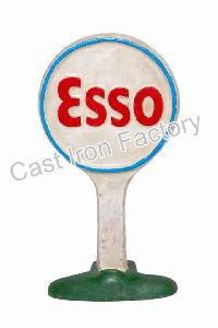 Esso Table Sign