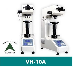 Vickers 10 Kg Bench Top Hardness Testers