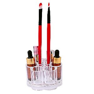 Clear Acrylic Lipstick, Brush