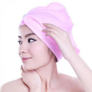 MAGIC HAIR-DRYING TOWEL/ CAP/WOMEN HAIR
