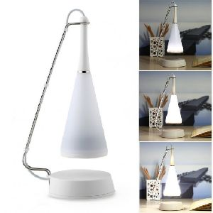 Touch Sensor LED Lamp With Speaker