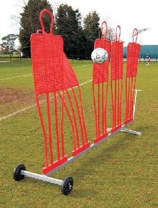 Penalty Dummy Wall Cart