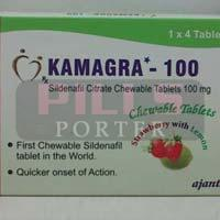 Kamagra - 100 Chewable Polo Tablets