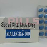 Malegra 100 Tablets