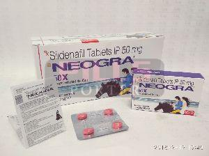NEOGRA-50X Tablets
