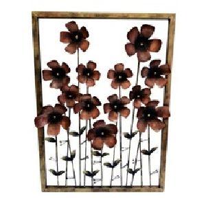 Designer Wall Flower Frame 01
