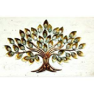 Golden Leaf Kalpvruksh Tree