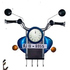 Motor Bike Wall Hanging