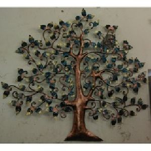 Multi colored Kalpvruksh Tree 03