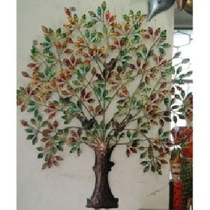 Multi colored Kalpvruksh Tree