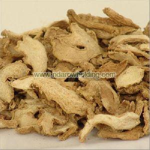 Dried Split Ginger