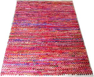 Handwoven Cotton Carpets