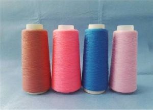 Dyed Viscose Yarn
