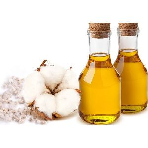 Organic Cotton Seed Oil