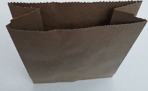 Paper Grocery Bags - Indian Brown Kraft