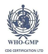 MAKE YOUR COMPANY WHO-GMP COMPLIED AND PRODUCTS COPP--ATTENTION ALL PH