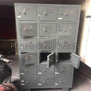 Mild Steel Office Storage Lockers