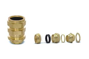 Brass Cable Glands 02