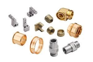 Brass CNC Turned Parts 03