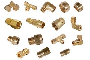 Brass Compression Fittings 01