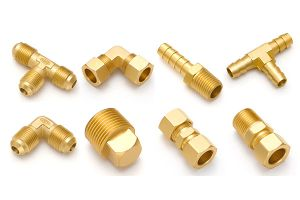 Brass Flare Fittings 01