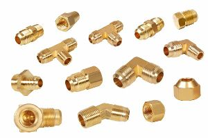 Brass Flare Fittings 02