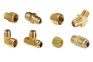 Brass Flare Fittings 03