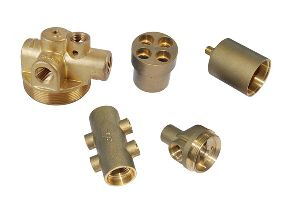 Brass Forged Parts 02