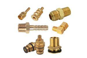 Brass Gas Fittings 01