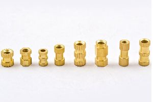Brass Inserts For Plastics