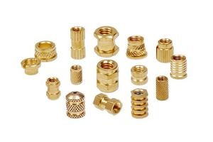 Brass Moulding Inserts 01