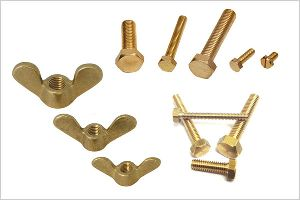 Brass Nuts And Bolts 02