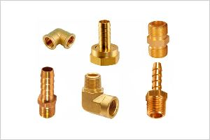 Brass Pipe Fittings 01