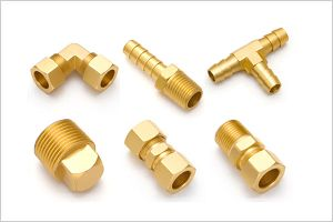 Brass Pipe Fittings 03