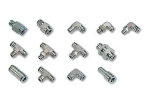 Brass Pneumatic Fittings