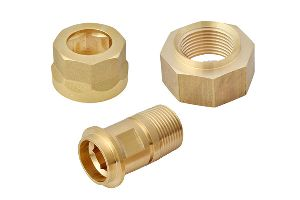 Brass Regulator Fittings