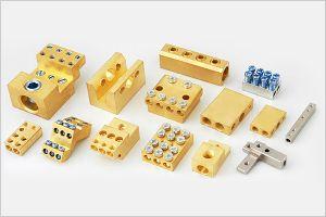 Brass Terminal Blocks 02
