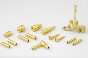 Brass Turned Parts 02