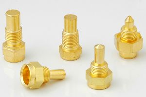 Brass Turned Parts 03
