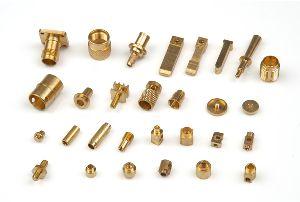 Precision Brass Components 01